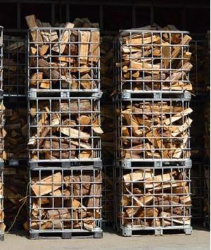 Bois de chauffage haute performance G1H1 (chêne, charme, hêtre, frêne) sec séchoir